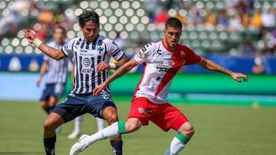 Cómo ver Monterrey vs. Necaxa en vivo, por la Liga MX 27 Abril 2019