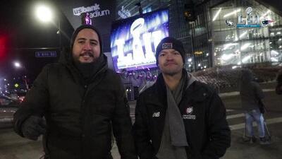 Super Bowl 52: Al igual que los Eagles, Univision Deportes ya están en Mineápolis