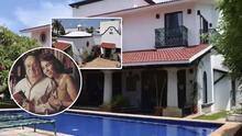 Ponen a la venta 'Villa Florinda': Así luce la casa en la que 'Chespirito' pasó sus últimos días