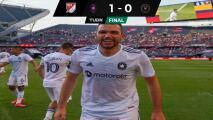 Chicago Fire sentenció a Inter Miami que extrañó a Pizarro