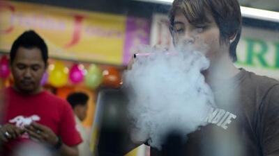¿Por qué los cigarrillos electrónicos son más perjudiciales para los jóvenes?