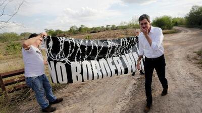 Precandidato presidencial contemplaría darle la ciudadanía a los 11 millones de inmigrantes que están en el país sin permiso
