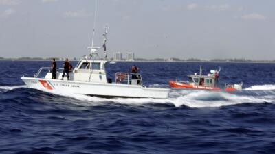 Guardia Costera suspende búsqueda de hombres desaparecidos cerca de la Isla Icacos