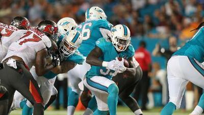 El Buccaneers-Dolphins no se jugará en Miami por huracán