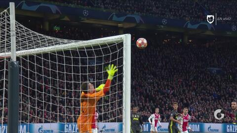 El Ajax está bailando a la Juventus con su fútbol total