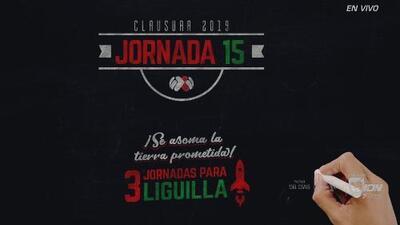 ¡Llega la jornada 15! León y Veracruz, las dos caras de la moneda en la Liga MX