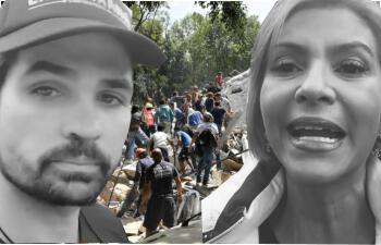 Así se les vio a los famosos apoyar o clamar por ayuda tras el terremoto en México