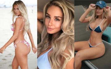 Anna Katharina, obsesionada con el ejercicio que la haga ver perfecta