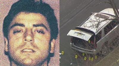 Policía analiza el video del asesinato de un presunto jefe de la mafia italiana en Staten Island