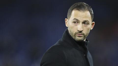 El Schalke 04 despidió a Domenico Tedesco, tras el fracaso en la Champions League