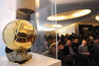 Estos son los 30 nominados por la revista 'France Football' al premio Balon de Oro