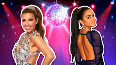 Natti Natasha y Thalía 'no se acuerdan' pero dicen que sí se portan bien