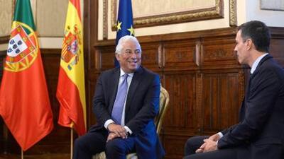"""Presidentes de España y Portugal ven con """"entusiasmo ferviente"""" organizar Mundial 2030"""