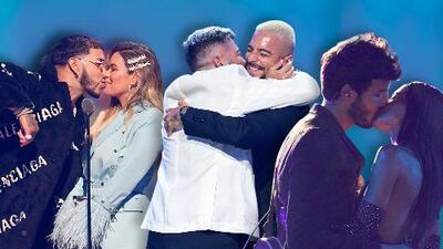 Los cuatro besos que nos robaron el corazón en PJ 2019