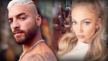 Maluma tiene que ponerse al día con Jennifer López: el estreno de 'Marry Me' cambió