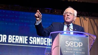 Bernie Sanders anuncia su plan de cancelar toda la deuda estudiantil del país