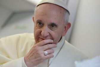 Papa Francisco: un año al duro y sin guantes