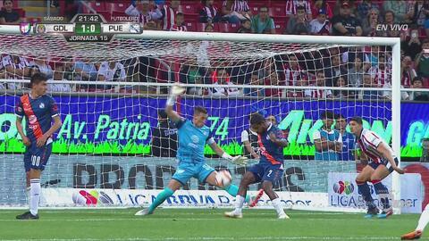 Rompieron el maleficio; Chivas por fin anotó
