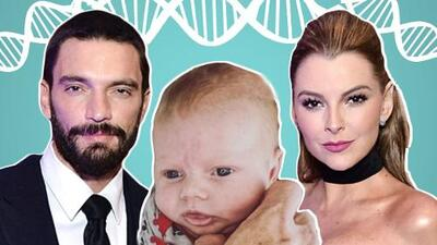 Lo que esconde la prueba de ADN al hijo de Julián Gil y Marjorie de Sousa (y no es Gabriel Soto)