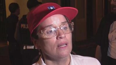 Alcaldesa de San Juan asegura que se protegerá a los manifestantes en caso de uso de gases lacrimógenos