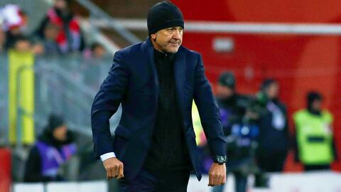 Osorio criticó los escenarios del Hexagonal tras los amistosos en Europa ante Bélgica y Polonia
