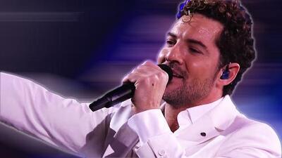 Viña del Mar 2019 cantó con David Bisbal su gran éxito 'Dígale'