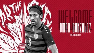 Tras más de 3 años en Liga MX, Omar González regresa a MLS para jugar con Toronto FC