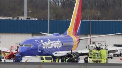 El accidente aéreo en el que una mujer fue succionada por la ventana le costó a Southwest $100 millones