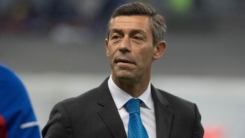 """Pedro Caixinha lo tiene claro: """"Cruz Azul va a ser un equipo ganador"""""""