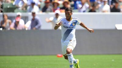 Giovani Dos Santos se acerca al regreso con el LA Galaxy