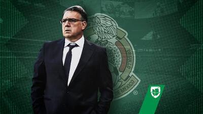 ¡Ya llegó el nuevo técnico del Tri! Gerardo Martino ya está en México