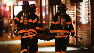 """El estallido """"intencional"""" de un artefacto explosivo causa 29 heridos en Nueva York"""