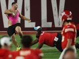 Super Bowl LV: Espontáneo interrumpe el Chiefs vs. Buccaneers