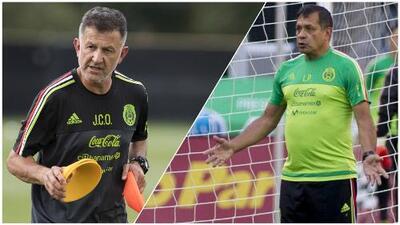 Osorio y Pompilio Páez, las mentes gemelas del Tri que hasta usan el mismo lenguaje