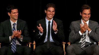 ¿Vivimos la mejor era en la historia del tenis masculino?