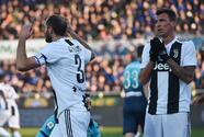 Chiellini, Emre Can y Mandzukic se quedarán sin jugar Champions