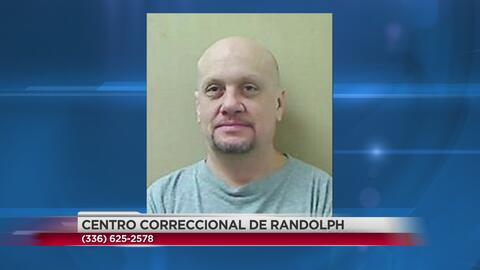 Recluso escapa de prisión en Randolph