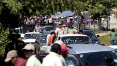 Enfrentamiento hace tambalear estrategia del Gobierno mexicano en Michoacán