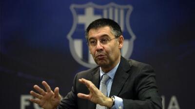 Presidente del Barcelona niega acuerdo con Antoine Griezmann