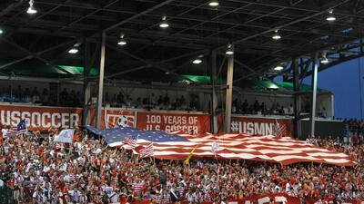 En Columbus se respira todo menos fútbol