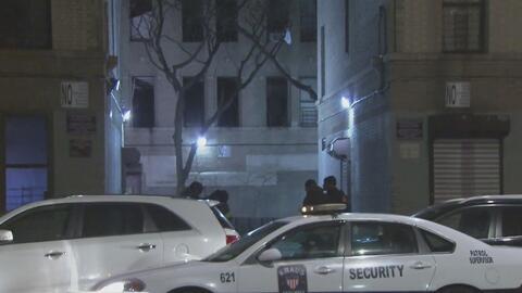 Al menos ocho personas resultaron heridas por el incendio en un edificio residencial de El Bronx