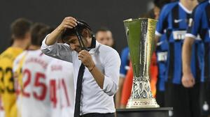 """Conte deja entrever su salida: """"Fue bueno entrenar al Inter"""""""