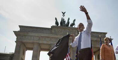 Obama se despide en Berlín de los líderes europeos con una defensa de los pactos globales