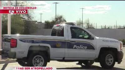 Reportan en estado crítico a niño de 8 años atropellado en Phoenix