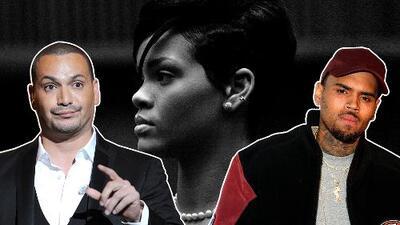 """¿Es en serio, Víctor Manuelle? Esta es su increíble explicación a su darle """"bien duro"""" a Rihanna"""