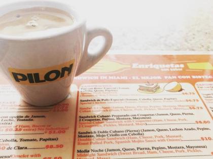<b>Enriqueta's</b>, en Wynwood , se puede tomar el café y comer cosas sencillas en un ambiente familiar.