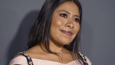 Yalitza Aparicio se convierte en la primera indígena mexicana nominada a los Oscar como mejor actriz