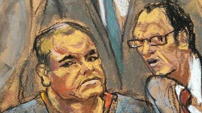 El Chapo pasará el resto de su vida en la cárcel, lo sentencian a cadena perpetua
