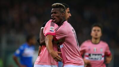 El Juventus vence al Sampdoria y ya es segundo en Italia