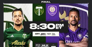 Portland y Orlando, por un lugar en la Liga de Campeones de Concacaf